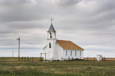 Photo of small church