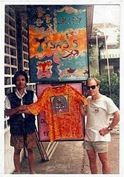 Tiyas Batik Course dan Gallery Sejak 1987