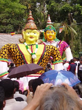 SRI LANKA: Perrahara Procesion and Celebration