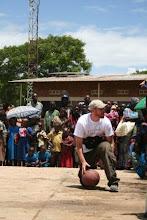 RWANDA: Basketball Court