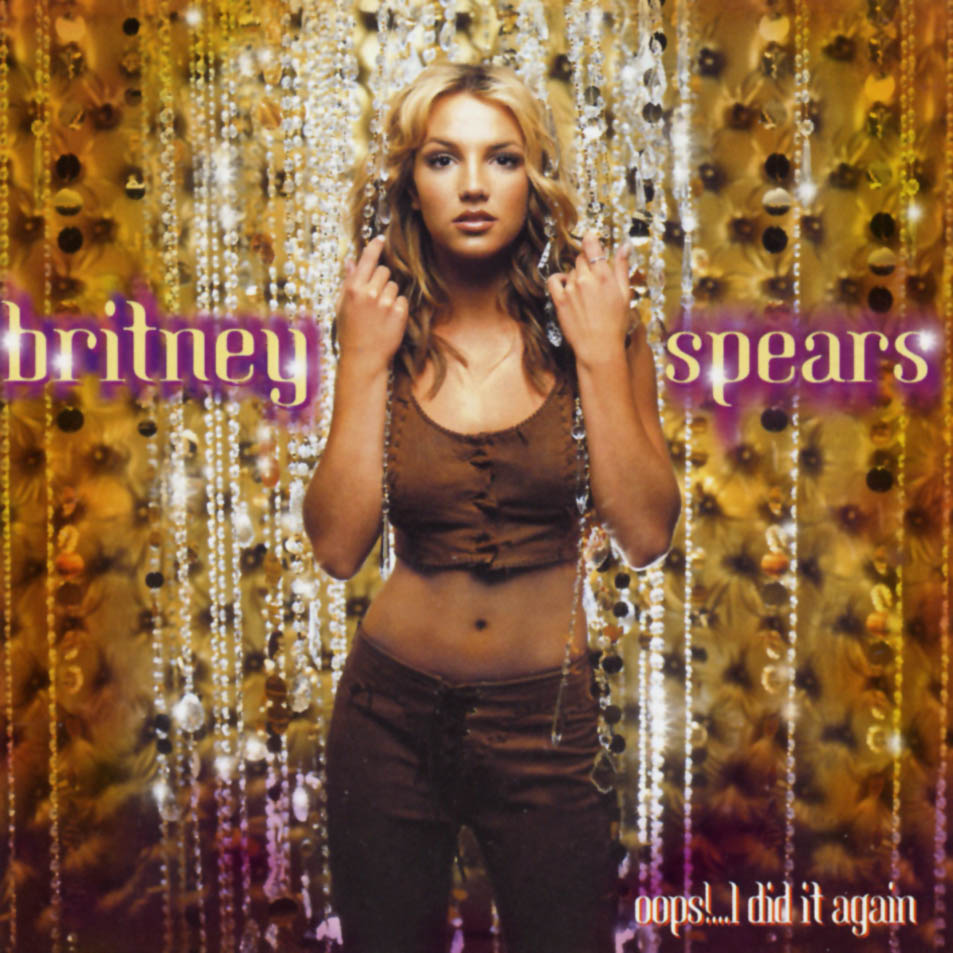Oops i did it again britney spears standard version