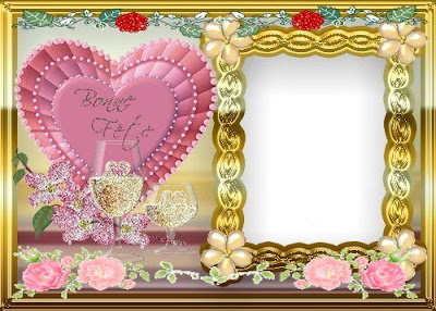 Heart Photoframe Fantastic Photos And Wallpaper