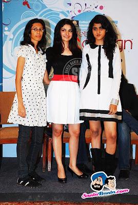 Prachi Desai Cotton World Fashion Photos