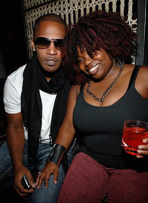 Jamie foxx's sister that has down syndrome was not allowed in the club