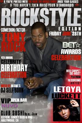 Tony Rock