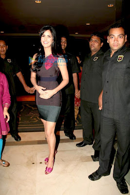 Katrina Kaif at The Press Conference Photos