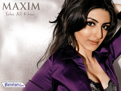 Soha Ali khan HQ Wallpaper And Photos