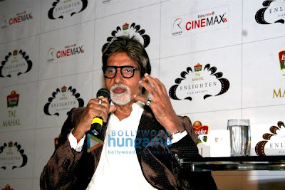 Amitabh Bachchan won The 'Taj Tareef' Award image