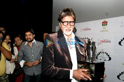 Amitabh Bachchan won The 'Taj Tareef' Award pics