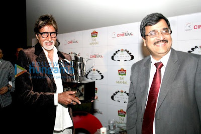 Amitabh Bachchan won The 'Taj Tareef' Award picture