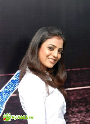 Nisha Agarwal  Hot  in A White Tight Shirt pics