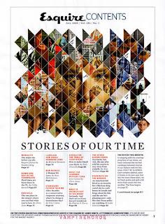 Bar Refaeli Esquire Magazine