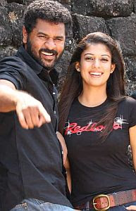 Wedding Bells for Prabhu Deva- Nayanthara???