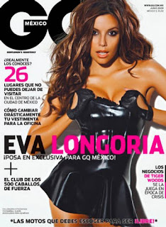 Eva Longoria GQ Mexico Photos