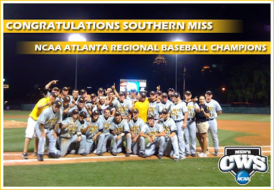 Southern Miss Baseball's champions