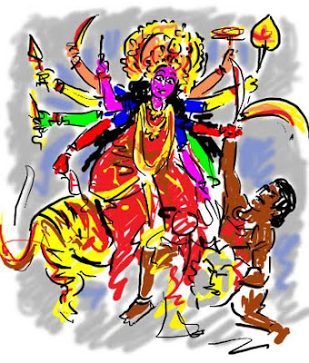 dussehra greetings, dasara festival, dasara wishes, dasara 2009, dasara greeting cards