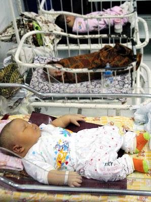Heaviest Weights Baby Was Born In Indonesia