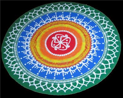 Diwali Rangoli Design, Diwali Rangoli Latest Designs, Rangoli Patterns