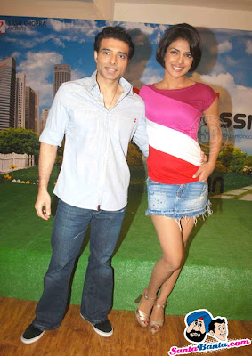 promotion of pyaar impossible