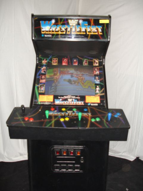 machine wwf