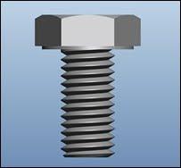Creare una filettatura in 3D (Pro/ENGINEER 2001)