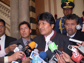 EVO MORALES SE PRONUNCIA