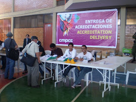 CENTRO DE ACREDITACIONES DE DELEGACIONES Y PRENSA