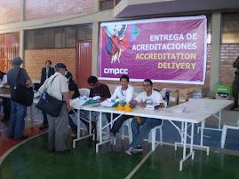 CENTRO DE ACREDITACIONES DE DELEGACIONES Y PRENSA