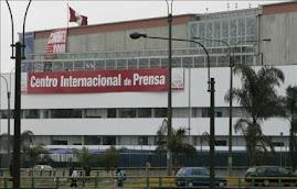 Centro Internacional de Prensa de la Cumbre ALC-UE