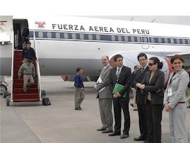 ALTOS FUNCIONARIOS EN VISITA DE AVANZADA PARA CUMBRE DE LÍDERES APEC 2008
