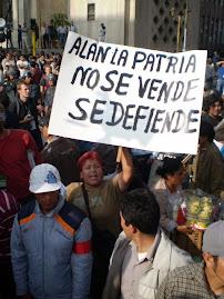 MANIFESTACION NACIONAL POR SELVATICOS