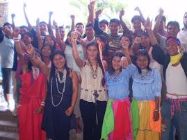CON Q'ORIANKA EN BAGUA - AMAZONAS