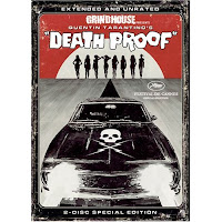 Death Proof - DVD Cover