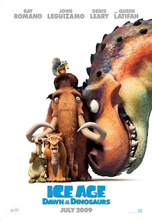 Ice Age: Dawn of the Dinosaurs - Poster