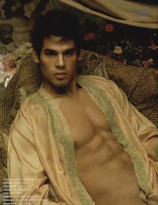 Thai Men: Asian Male Underwear Model