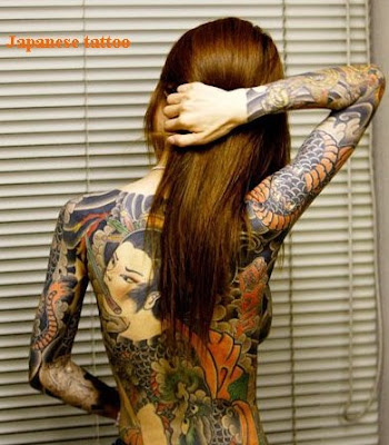 Irezumi, one of the more traditional Japanese tattoo styles depict dragons,