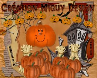 CU Halloween 4 Creation Miguy Design Miguy_Design_CU_Halloween4