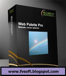 ������ ����� ���� ������� �������� ������ �� ������ ����� ��������� Web Palette Pro