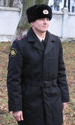 Гнида-офицер, капитан Евгений Савченко город Знаменск в Калининградской области