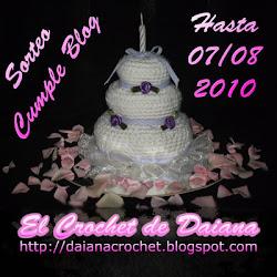 Sorteo en El Crochet de Daiana