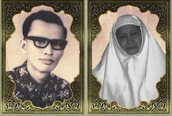 Ayahanda (Almarhum) dan Bonda