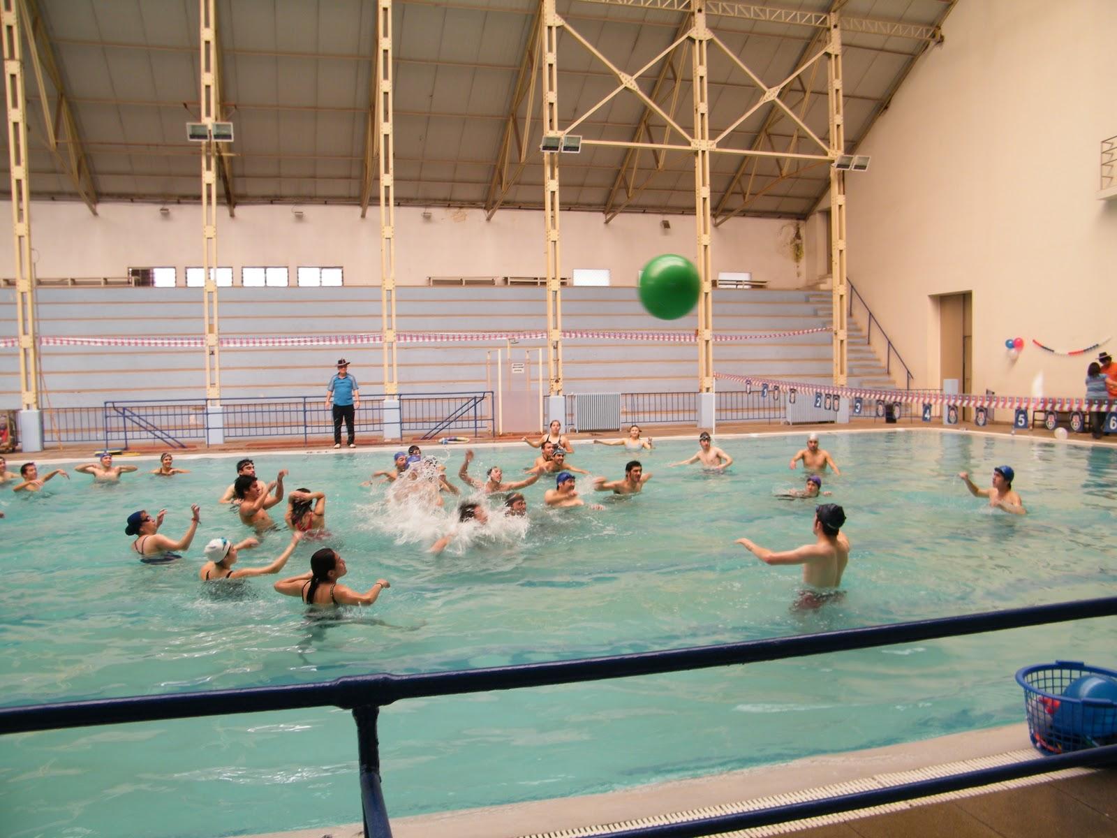 Nataci n universitaria u de chile piscina recreativa for Piscina universitaria