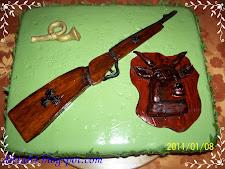 Vadász torta