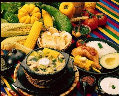 La gastronomía colombiana está viva