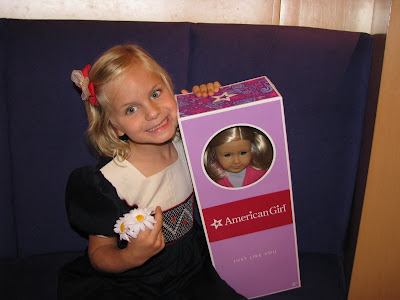 Whitten blog: american girl just like you doll