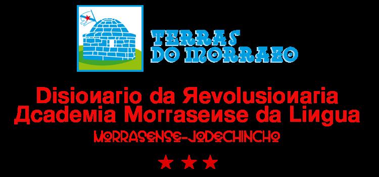 Disionario Morrasense-Jodechincho