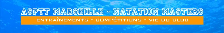 ASPTT Marseille - Natation Masters