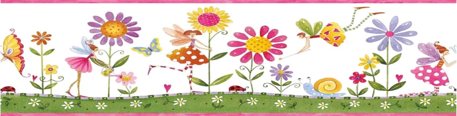 Pequeconstructivismo a qu huelen las flores - Cenefas de vinilo para banos ...