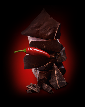 Chocolate chile recipes