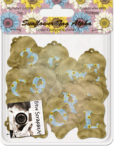 http://bonscrapatitdesigns.blogspot.com/2009/05/sunflower-tag-alpha-and-oh-mamma-mia.html